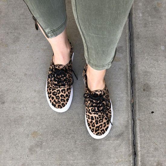 Leopard Print Vans! | Wedding boots