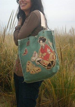 Geisha bag from Annapola designs
