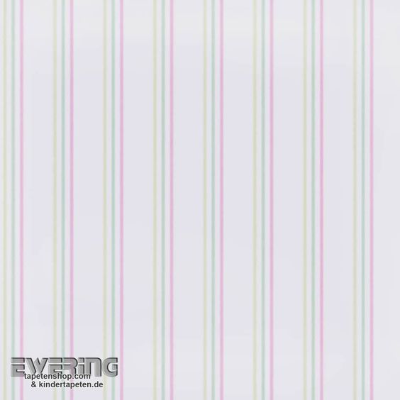 36-AEP16225108 Alice & Paul Casadeco Streifen Pastell-rosa-grün