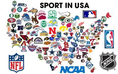 College Sports Teams Map Daily Fantasy Sports Reviews Daily