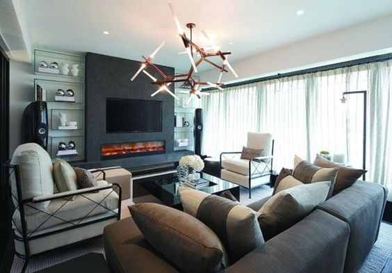 Luxury Hong Kong interiors by Kelly Hoppen