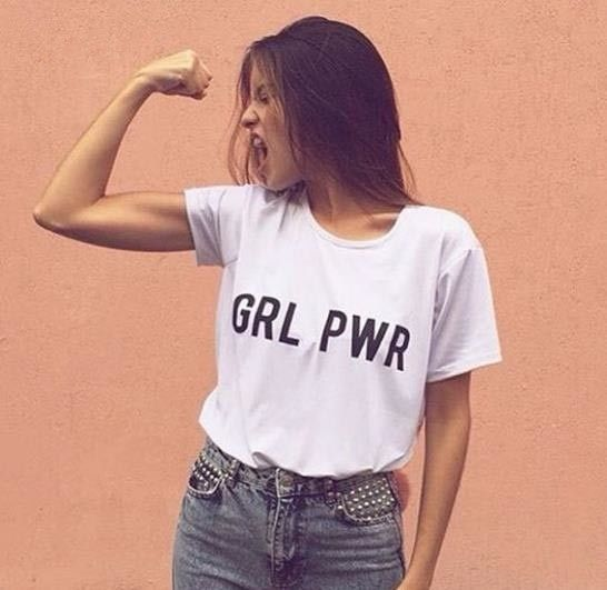 THE FUTURE IS FEMALE T-SHIRT COOL FUNNY FEMINIST TOP TEE PROTEST RESIST