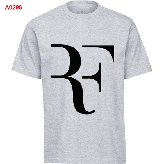RF O'Neck Short Sleeves (Roger Federer)