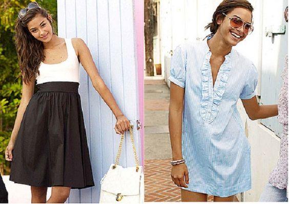 Sundresses Left is my Favorite!