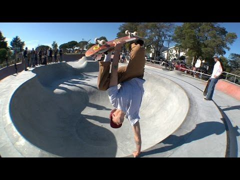 San Francisco's Hilltop Skatepark Opening: Born in 1979, the Dish was the first… #Skatevideos #Francisco_s #Hilltop #opening #skatepark