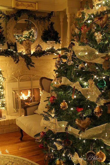 Christmas cozy...
