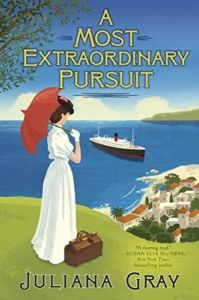 Review: A Most Extraordinary Pursuit by Juliana Gray