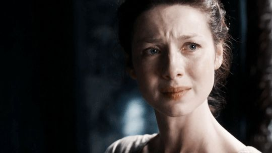 Claire make me cry in here!