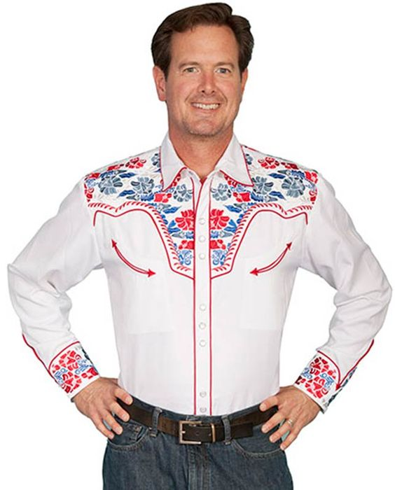 Shirts Floral And Western Shirts On Pinterest