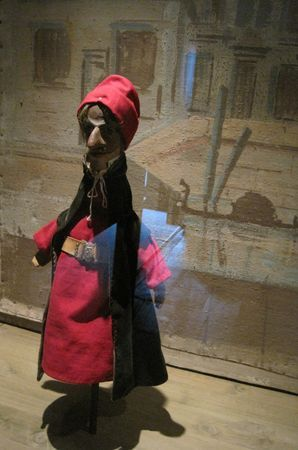 Puppet by Maurice and George Sand.