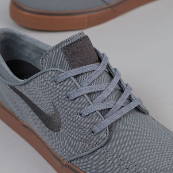 nike air max assaillir 3 - Nike SB Stefan Janoski Canvas Shoes - Cool Grey / Anthracite ...