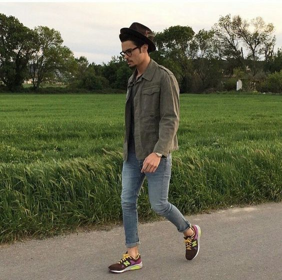 look new balance homme