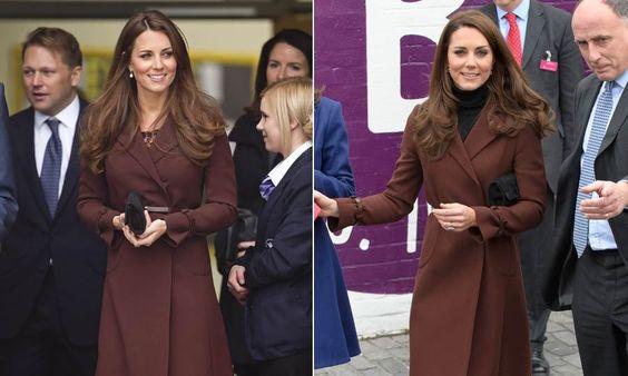 Los 'looks' reciclados favoritos de la Duquesa de Cambridge