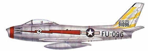 i gran mago de los F-86