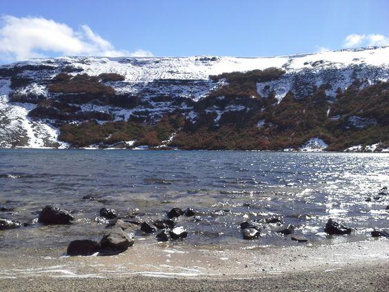 volcan batea mahuida neuquen argentina