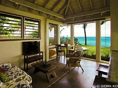 Bungalow on the Ocean