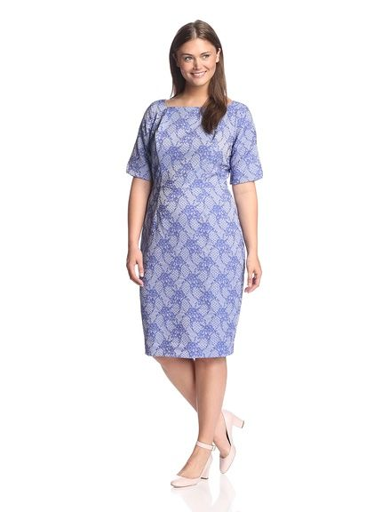 Calling all fabulous curvy gals! Today through 10/8, grab this gorgeous Single Dress on @myhabitdotcom