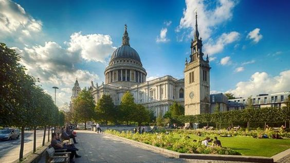 St Paul's Cathedral, London - United Kingdom