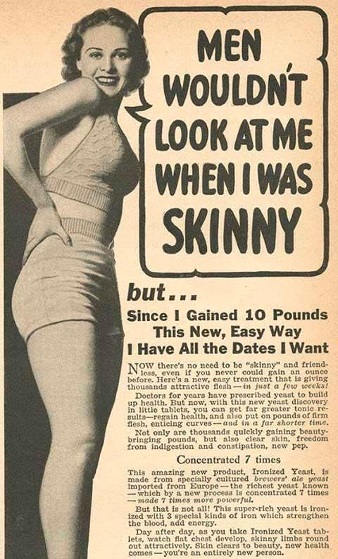 skinny out