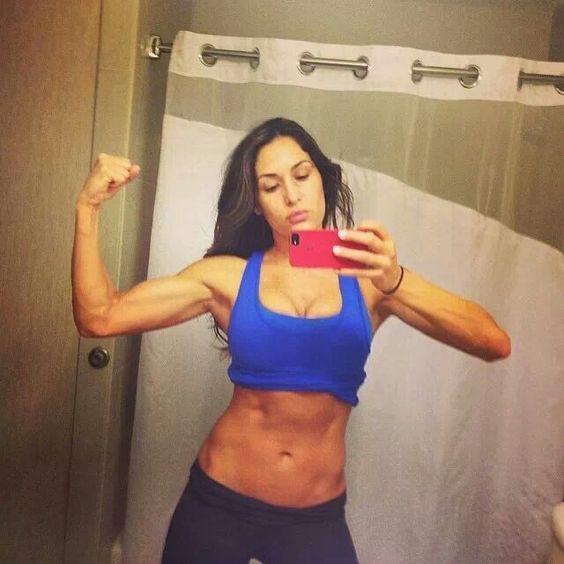 Nikki Bella (Stephanie Nicole Garcia-Colace)