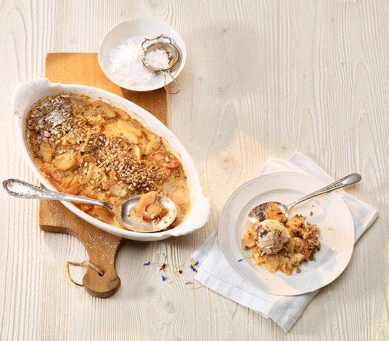 Ein sehr feines Quitten-Dessert, das wenig Arbeit macht und sich gut vorbereiten lässt. Zudem kann man es auch problemlos für eine grössere Runde zubereiten.