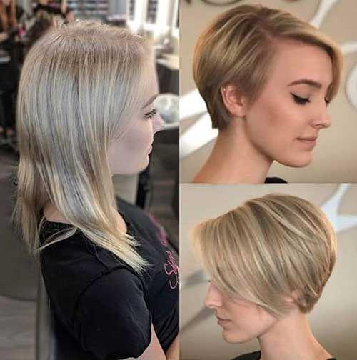 20 Perfect Short Haircuts For Fine Hair Frisuren