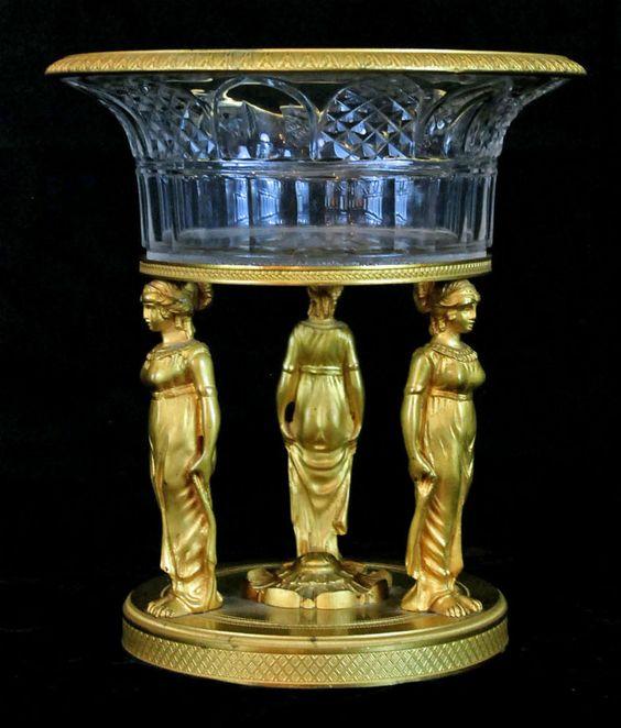 French - Dore Bronze. 19th century