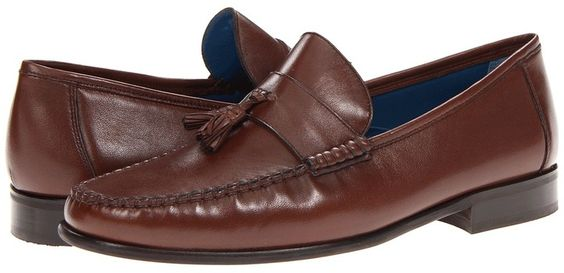 $71, Sarasota Tassel by Florsheim. Sold by 6pm.com. Click for more info: http://lookastic.com/men/shop_items/3247/redirect