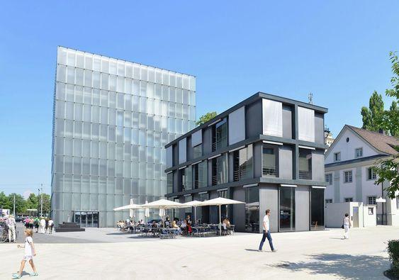 Peter Zumthor Selected to Design Beyeler Foundation Expansion,Kunsthaus Bregenz…