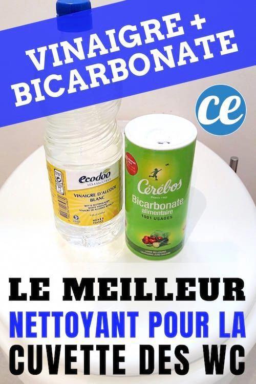 Bicarbonate Vinaigre Blanc Le Meilleur Nettoyant Pour La