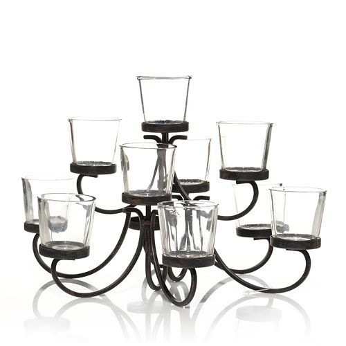 Best images about candelabra multi tea lights