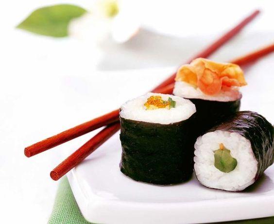 Cómo hacer sushi - WomansDaySpain.es
