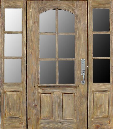 Stains french and arches on pinterest for French country doors