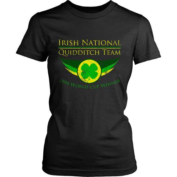 Quidditch Collection - Irish Team