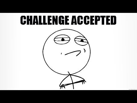 Impossible Try Not To Laugh Or Grin Clean Youtube Challenges Meme Faces Challenge Accepted