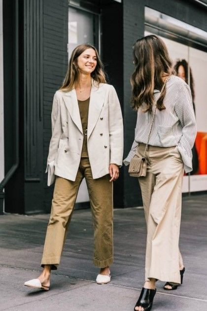 Street style, March 2018