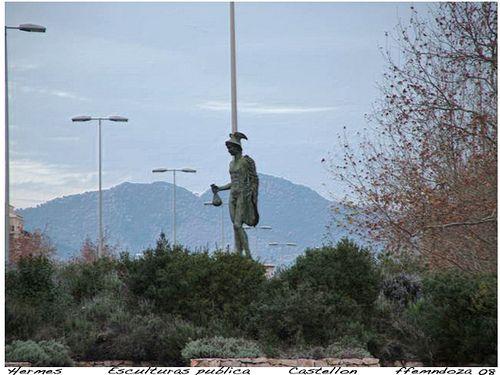 Castelló  - Escultura Publica _CASTELLON -