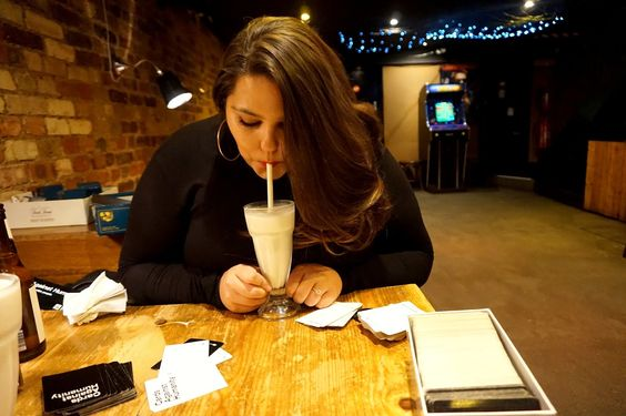 Tommi's Burger Joint - Get the bounty milkshake for the booziest coconut goodness