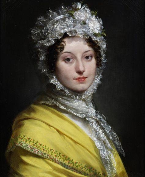 Louise de Guéhéneuc, duchesse de Montebello by Pierre-Paul Prud'hon, early 19th century.