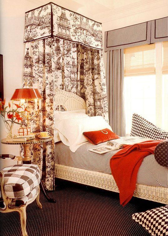 Pinterest the world s catalog of ideas for Black white and orange bedroom