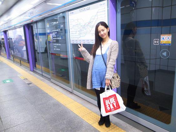 韓国旅行×中村ゆり