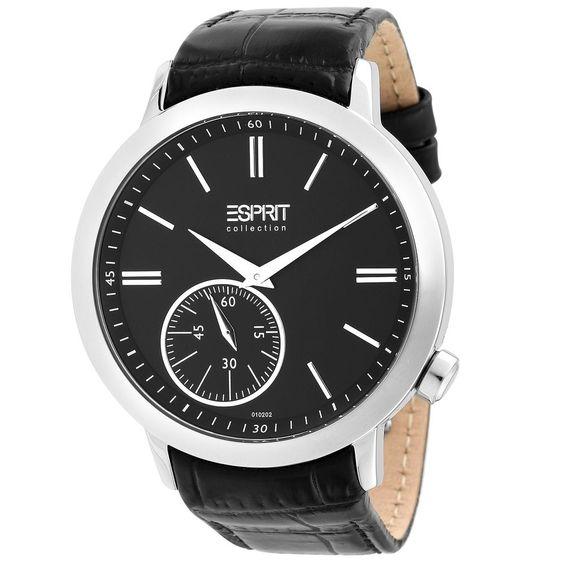 Esprit Uhr EL101021F01 Herren Watch UVP EUR 49,90 #Geschenkidee #beobachten #GeschenkefürMänner