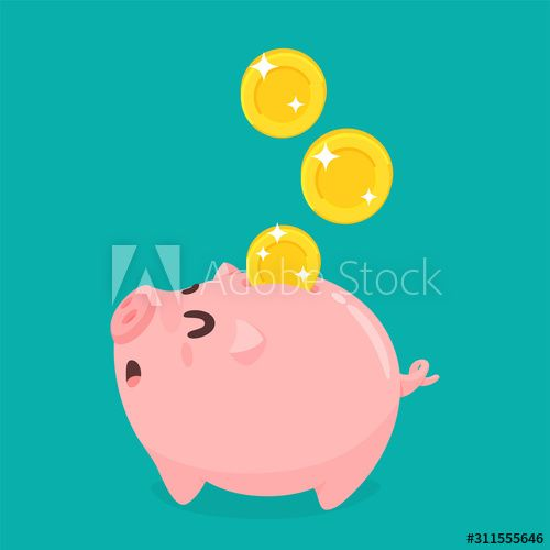 How To Save Money Using Piggy Bank