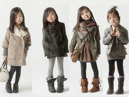 Short Kids outfits + leggings  Hope my kids are that cute and stylish