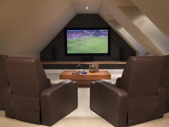 Attic Room Furniture home of the year awards: tight attic space transformed into