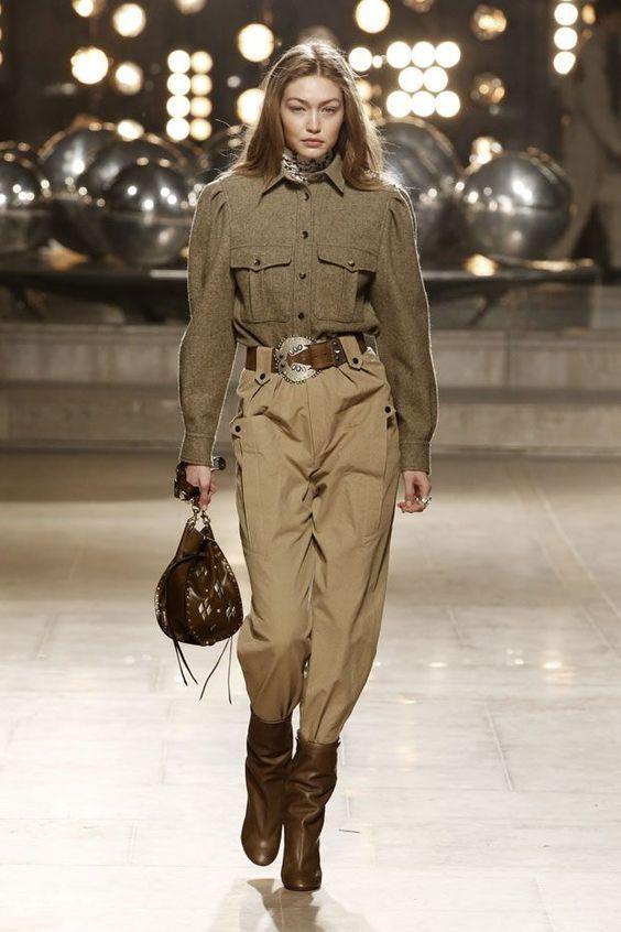 модные женские брюки 2019-2020