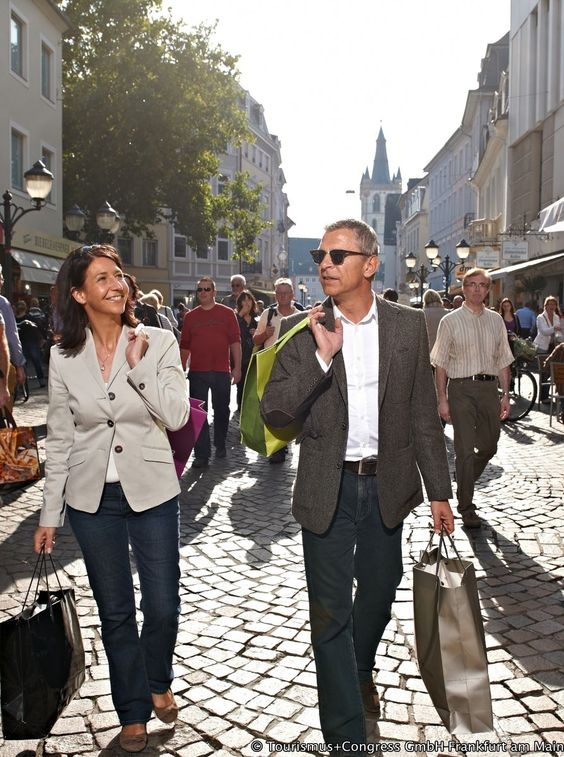 Lovely Shopping and Discovery in Trier Simeonstrasse in Trier connects two extremes the ucPorta Nigra uc or Black Gate of the Romans and the medieval Haupt u