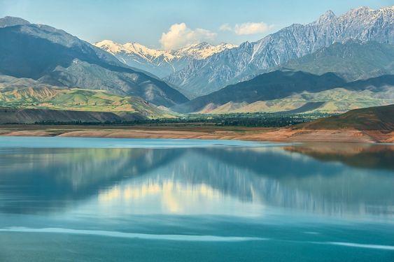 Киргизия, Иссык-Куль