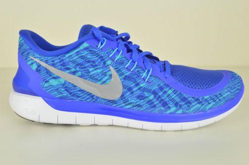 Nike-FREE-5-0-Print-Fitnesschuhe-Trainingsschuhe-Sneaker-Laufschuhe-44-45