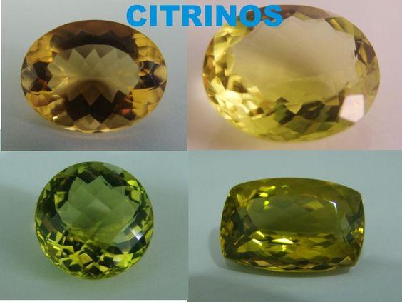 Citrinos (amarelo limão): Jewels Precious, Land